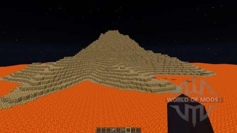 Nether Islands Survival pour Minecraft