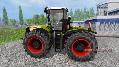 CLAAS Xerion 3300 TracVC v5.1 für Farming Simulator 2015