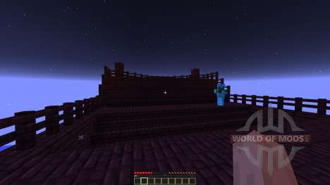 Herobrines Ship 2 pour Minecraft