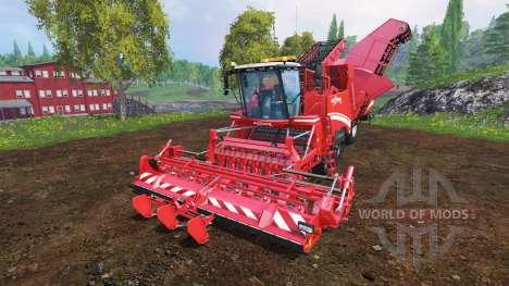 Grimme Maxtron 620 [100000 liters] pour Farming Simulator 2015