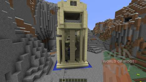 Ephemeral Temple pour Minecraft