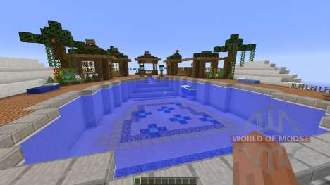 Project Exsea pour Minecraft