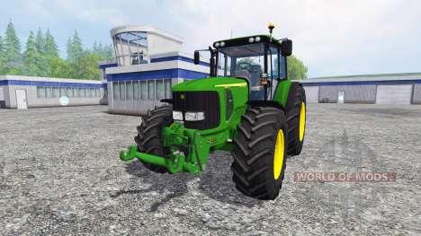 John Deere 6920 S für Farming Simulator 2015