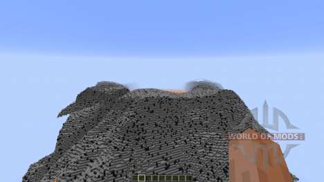 Volcano für Minecraft