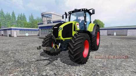 CLAAS Axion 950 v1.5 für Farming Simulator 2015