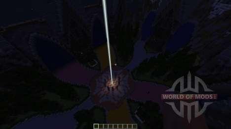 Medieval Hub Spawn für Minecraft