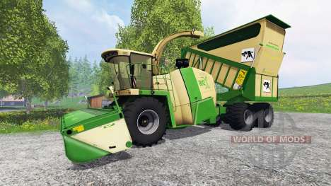Krone Big X 650 Cargo [120000 liters] für Farming Simulator 2015