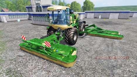 Krone Big M 500 v1.1 für Farming Simulator 2015