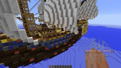 British Fleet für Minecraft
