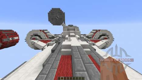 Star Wars Galactic Republic ConsularClass Cruis für Minecraft