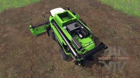 Deutz-Fahr 7545 RTS v1.2.4 pour Farming Simulator 2015