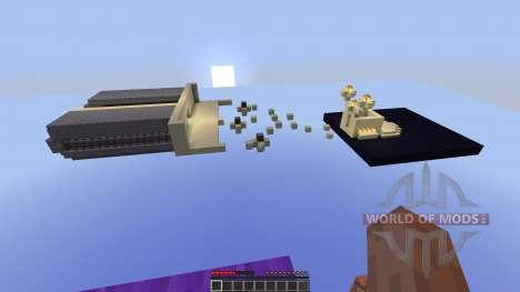 TNT Wars Minigame für Minecraft