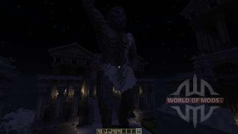 Tempest Sky pour Minecraft