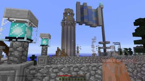 Eshkana Bay pour Minecraft