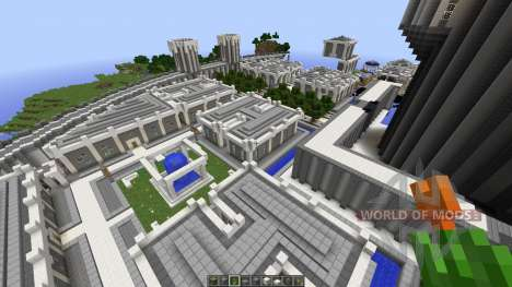 Large City für Minecraft