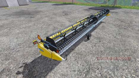 New Holland Super Flex Draper 45 pour Farming Simulator 2015
