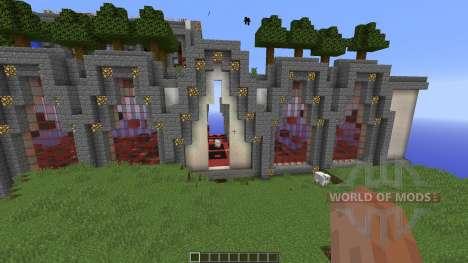 Mansion 1 für Minecraft