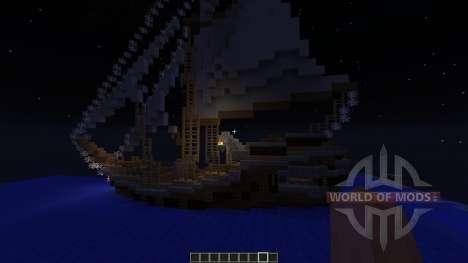 Nordic Ship für Minecraft