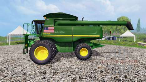 John Deere 9770 STS [USA special edition] pour Farming Simulator 2015