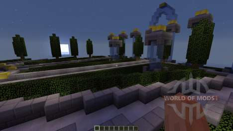 NEW Minecraft Games Lobby 12 slots für Minecraft