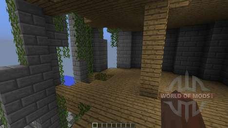 Broken tower island pour Minecraft