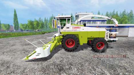 CLAAS Jaguar 685 pour Farming Simulator 2015