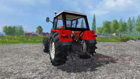 Ursus 1224 [red] für Farming Simulator 2015