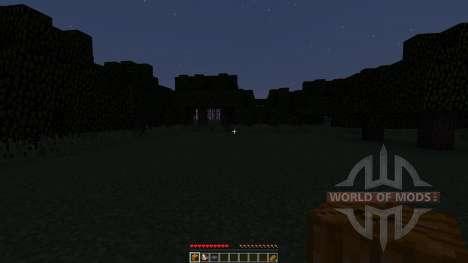 Slender: Suit für Minecraft