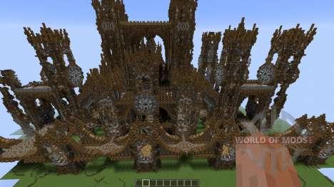 Two Cathedrals für Minecraft