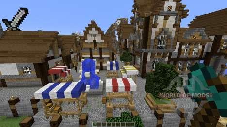 Medieval Spawn pour Minecraft