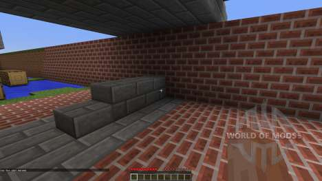 Frogger pour Minecraft