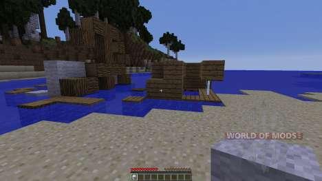 Castaway für Minecraft