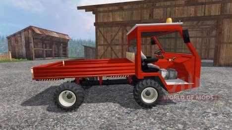 Bucher TR2400 für Farming Simulator 2015