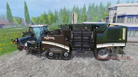 Grimme Maxtron 620 [black edition] für Farming Simulator 2015