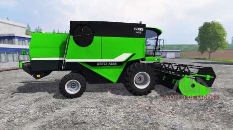 Deutz-Fahr 6095 HTS für Farming Simulator 2015