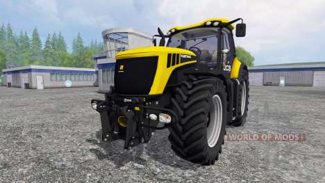 JCB 8310 Fastrac v4.2 pour Farming Simulator 2015