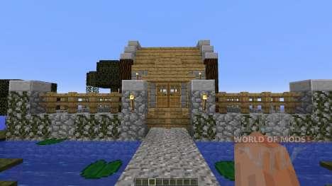 Cosy Cottage pour Minecraft