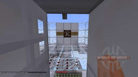 Skyblock Warriors Smart Moving Edition pour Minecraft