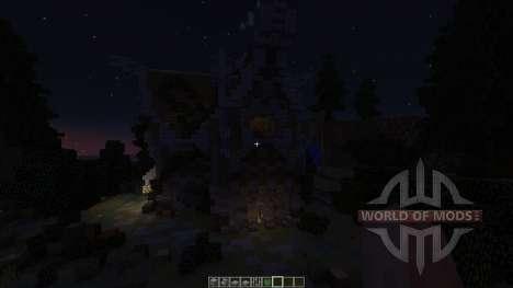 Ballibury Steading pour Minecraft