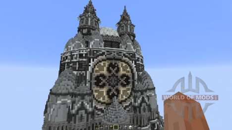 The Build Sea Dragon Palace pour Minecraft