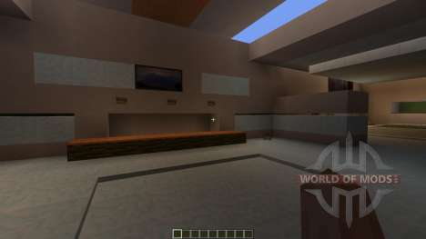Juice Ultramodern House pour Minecraft