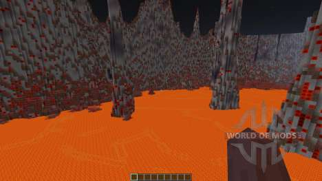 Flare pour Minecraft