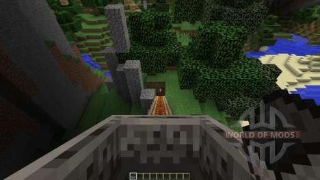 Rollercoaster TyCraft für Minecraft