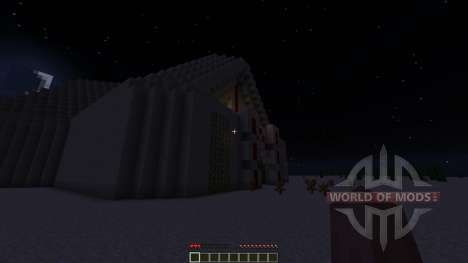 Elvers Tample pour Minecraft