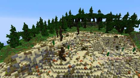 Survival Games Hunger Games The Movie Remake pour Minecraft