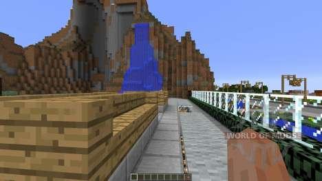 Neighborhood für Minecraft
