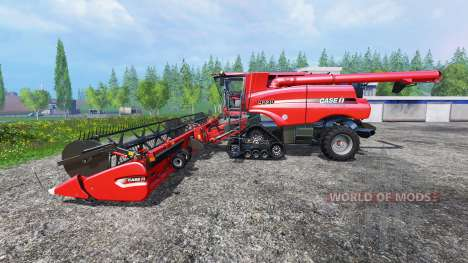 Case IH Axial Flow 9230 für Farming Simulator 2015