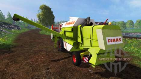 CLAAS Dominator 88S pour Farming Simulator 2015