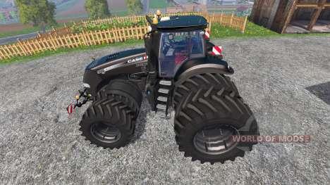Case IH Magnum CVX 380 Black Beast pour Farming Simulator 2015