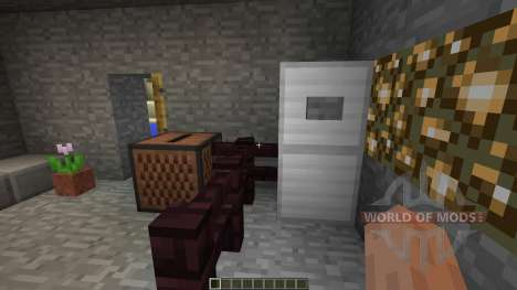 Modern Party für Minecraft